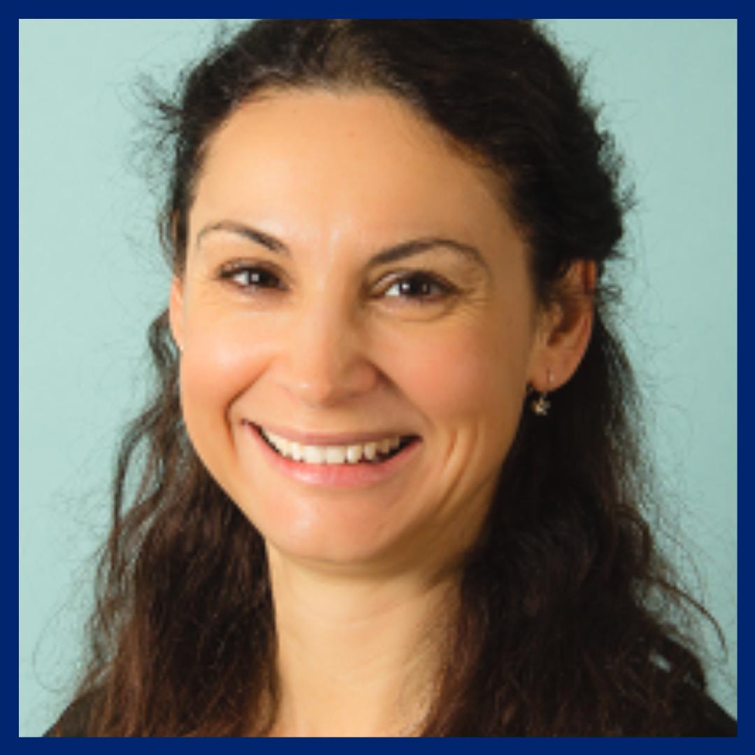 Annika Silva-Leander headshot