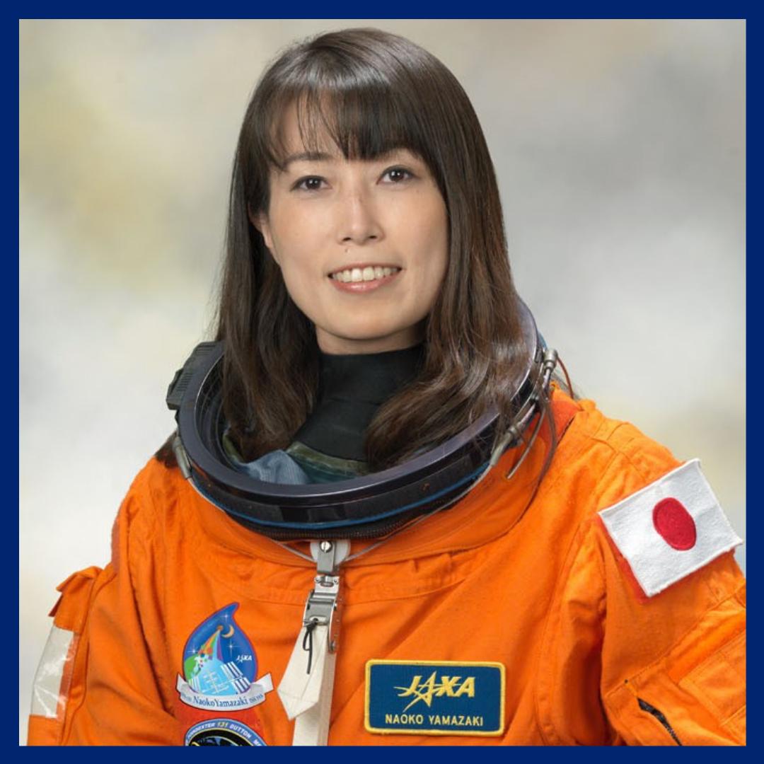 Naoko Yamazaki headshot
