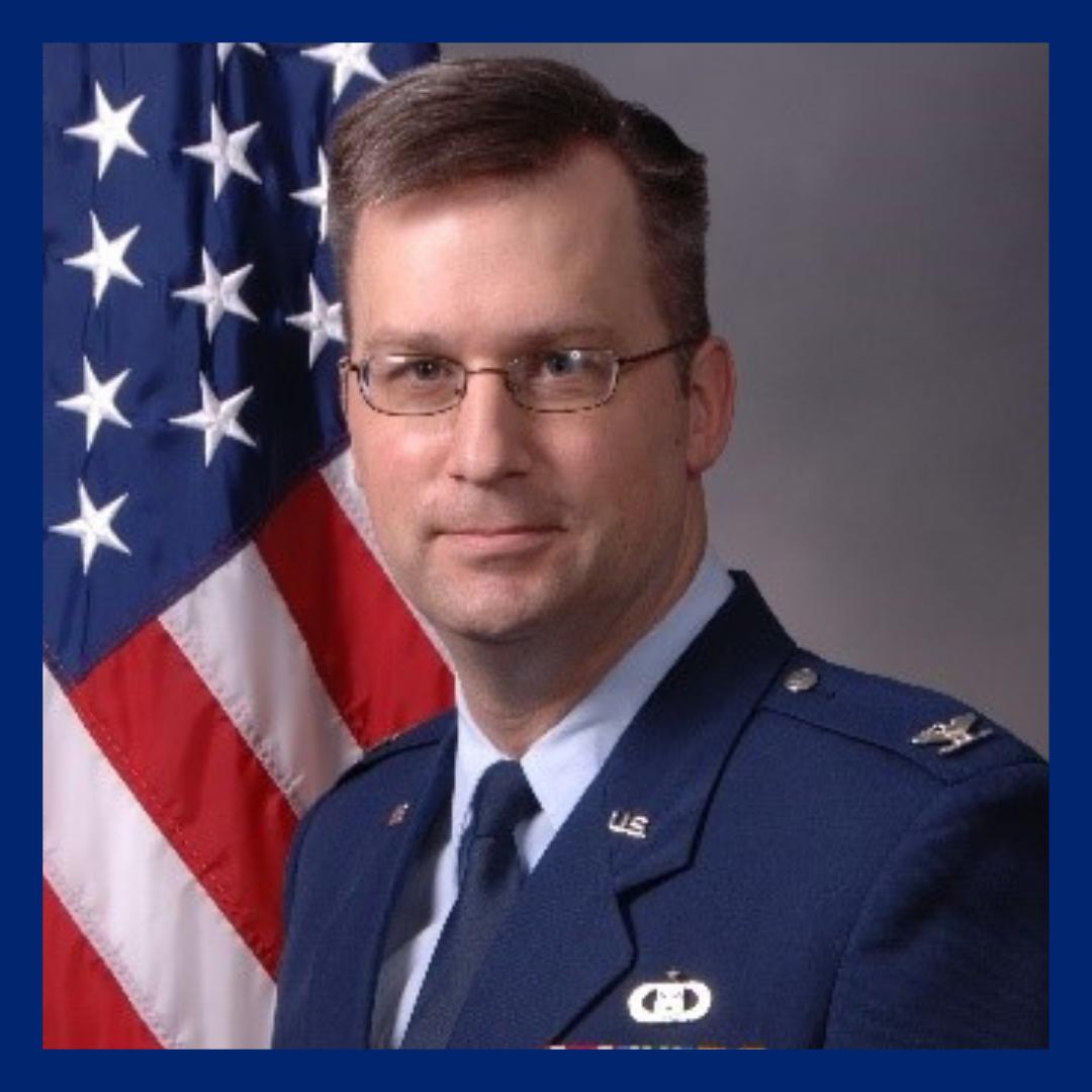 Colonel Leon Perkowski headshot